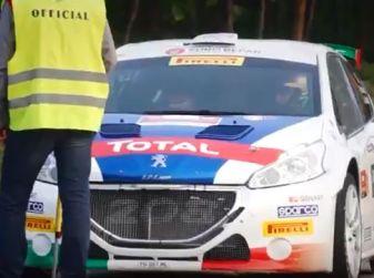 Rally Due Valli di Verona – Il video dello shakedown di Peugeot