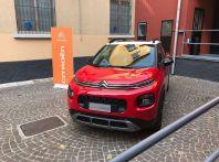 Citroën C3 Aircross prende il Volo con Fabio