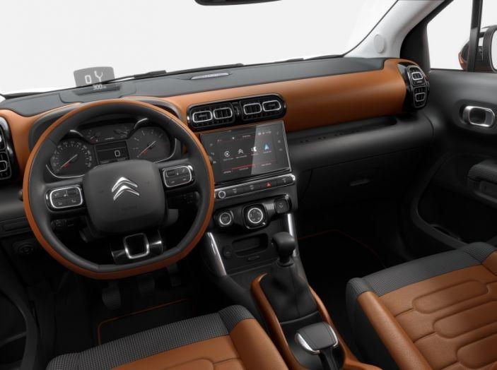 Prova Citroen C3 Aircross: stile in fuoristrada per il SUV francese - Foto 16 di 32