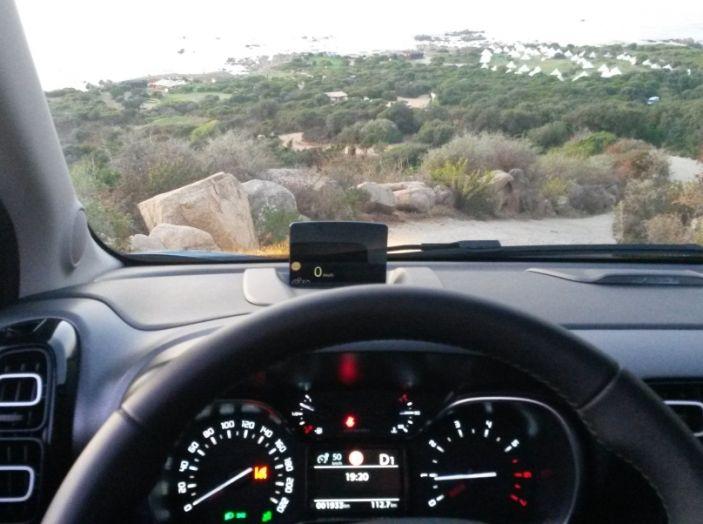 Prova Citroen C3 Aircross: stile in fuoristrada per il SUV francese - Foto 5 di 32