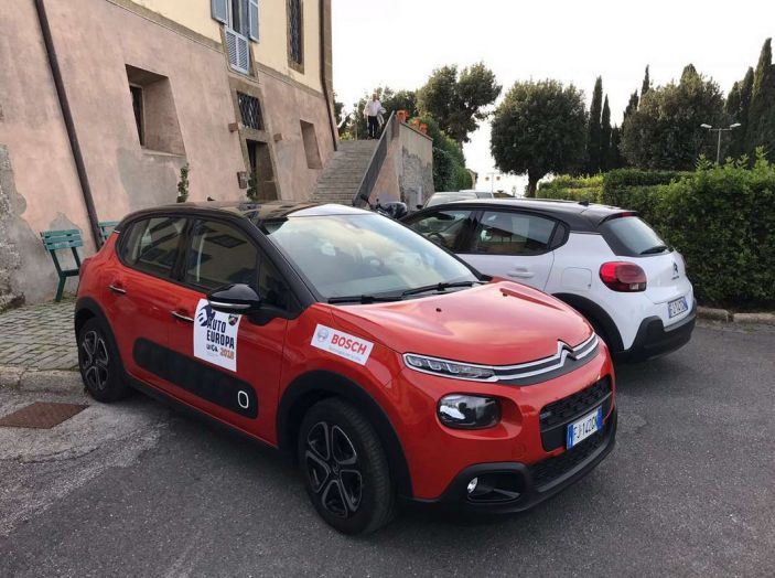 Citroen C3 eletta Auto Europa 2018 dai giornalisti auto UIGA - Foto 2 di 27
