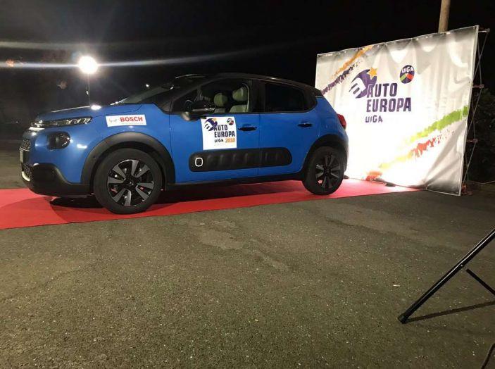 Citroen C3 eletta Auto Europa 2018 dai giornalisti auto UIGA - Foto 7 di 27