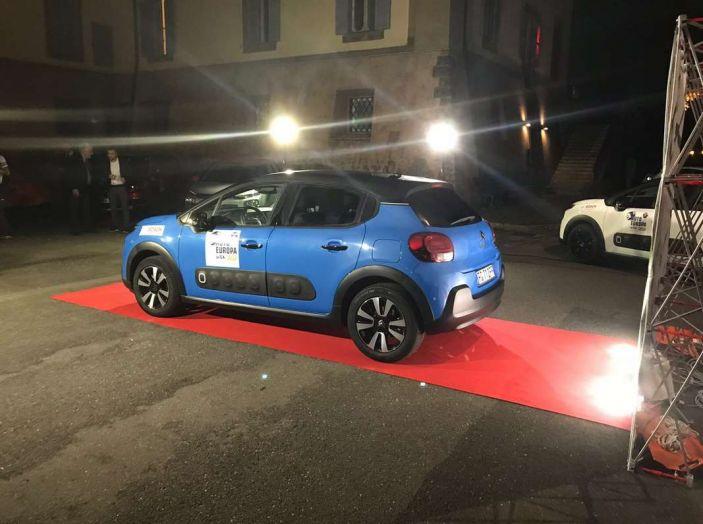 Citroen C3 eletta Auto Europa 2018 dai giornalisti auto UIGA - Foto 24 di 27