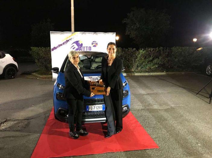 Citroen C3 eletta Auto Europa 2018 dai giornalisti auto UIGA - Foto 25 di 27