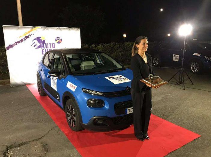 Citroen C3 eletta Auto Europa 2018 dai giornalisti auto UIGA - Foto 1 di 27