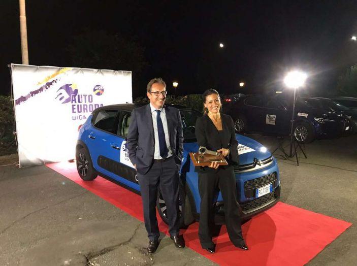 Citroen C3 eletta Auto Europa 2018 dai giornalisti auto UIGA - Foto 15 di 27