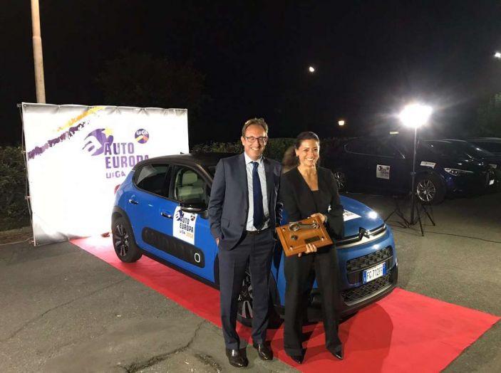 Citroen C3 eletta Auto Europa 2018 dai giornalisti auto UIGA - Foto 18 di 27