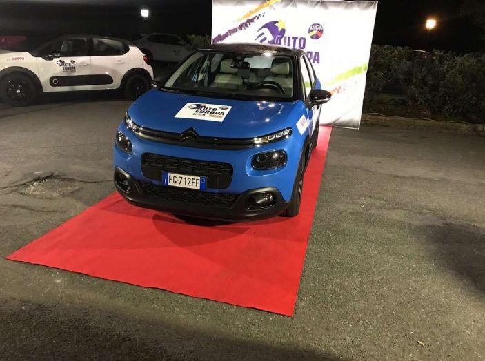 Citroen C3 eletta Auto Europa 2018 dai giornalisti auto UIGA - Foto 19 di 27