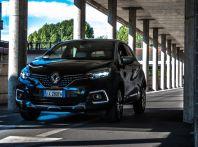 Prova su strada Renault Captur 2017: il crossover agile e spigliato