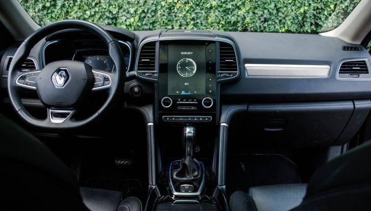 Renault Koleos 2017: Prova su Strada del SUV Senza Limiti con 4×4 e X-Tronic - Foto 9 di 39