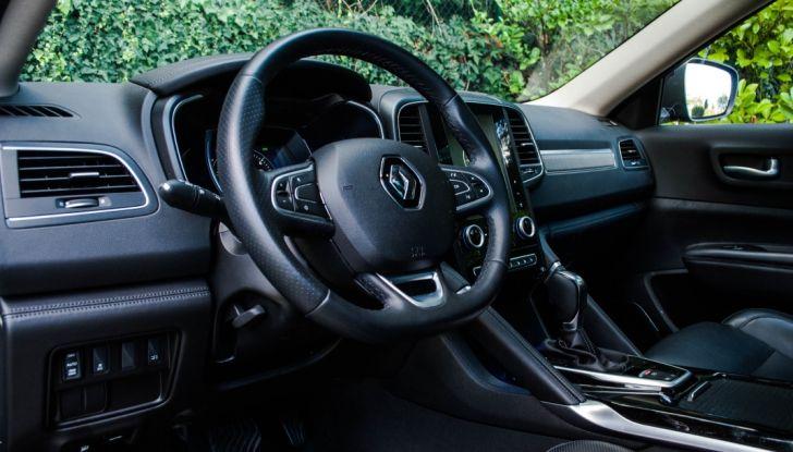 Renault Koleos 2017: Prova su Strada del SUV Senza Limiti con 4×4 e X-Tronic - Foto 11 di 39
