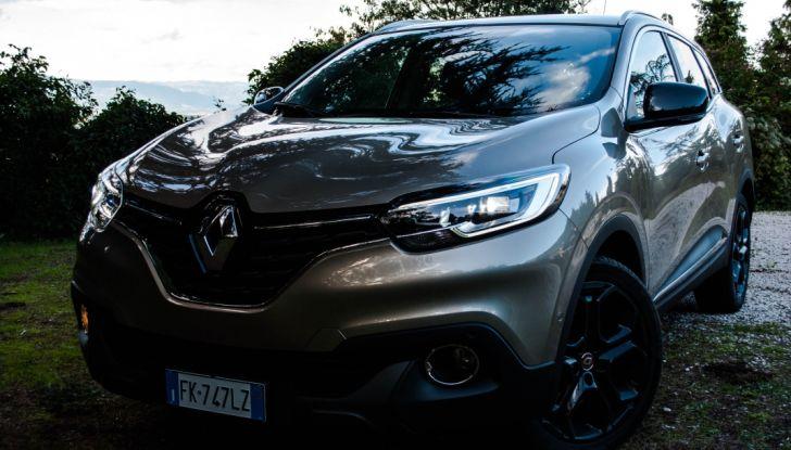 Prova su Strada Renault Kadjar: la massima espressione dell'1.5 dCi da 110CV - Foto 2 di 35