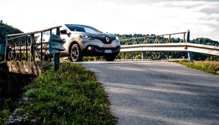 Prova su Strada Renault Kadjar: la massima espressione dell'1.5 dCi da 110CV - Foto 5 di 35