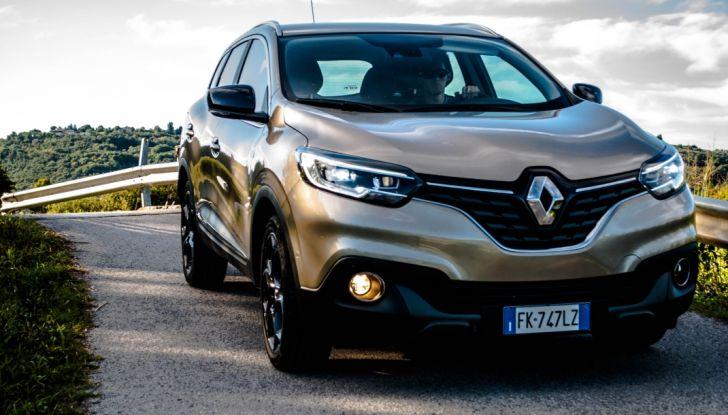 Prova su Strada Renault Kadjar: la massima espressione dell'1.5 dCi da 110CV - Foto 9 di 35