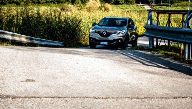Prova su Strada Renault Kadjar: la massima espressione dell'1.5 dCi da 110CV - Foto 7 di 35