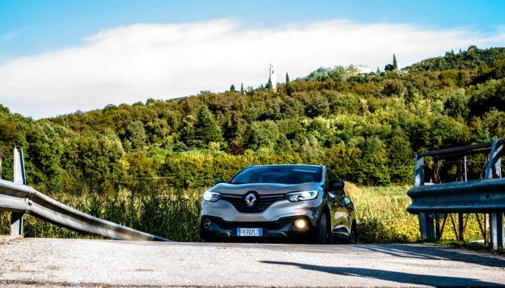 Prova su Strada Renault Kadjar: la massima espressione dell'1.5 dCi da 110CV - Foto 20 di 35