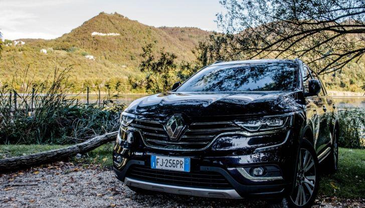 Renault Koleos 2017: Prova su Strada del SUV Senza Limiti con 4×4 e X-Tronic - Foto 1 di 39