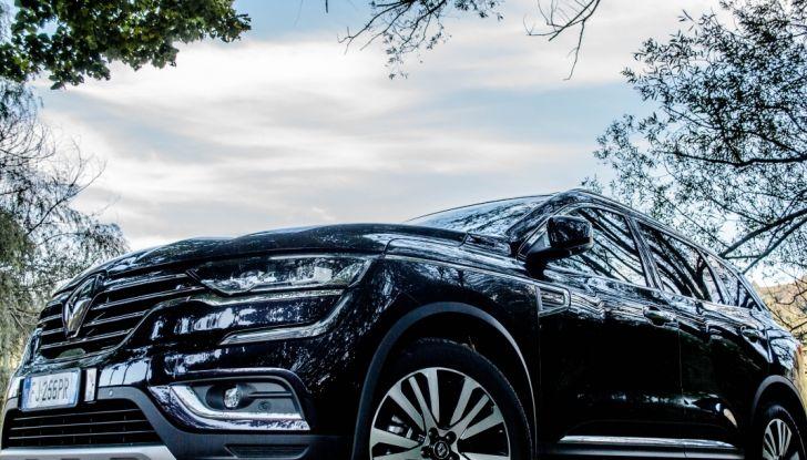 Renault Koleos 2017: Prova su Strada del SUV Senza Limiti con 4×4 e X-Tronic - Foto 4 di 39