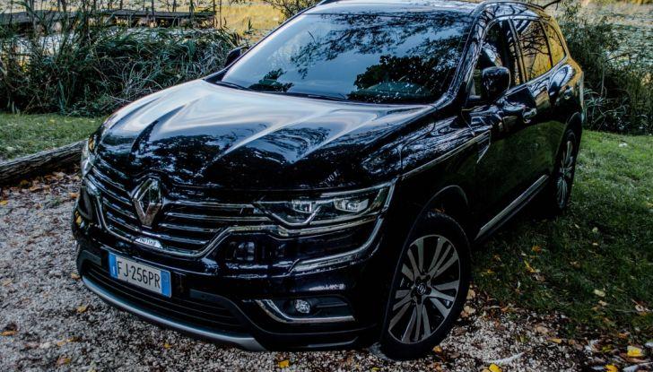 Renault Koleos 2017: Prova su Strada del SUV Senza Limiti con 4×4 e X-Tronic - Foto 7 di 39
