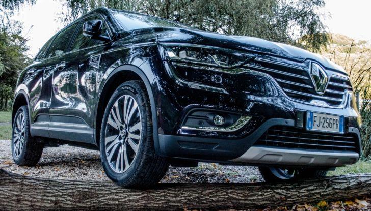 Renault Koleos 2017: Prova su Strada del SUV Senza Limiti con 4×4 e X-Tronic - Foto 3 di 39