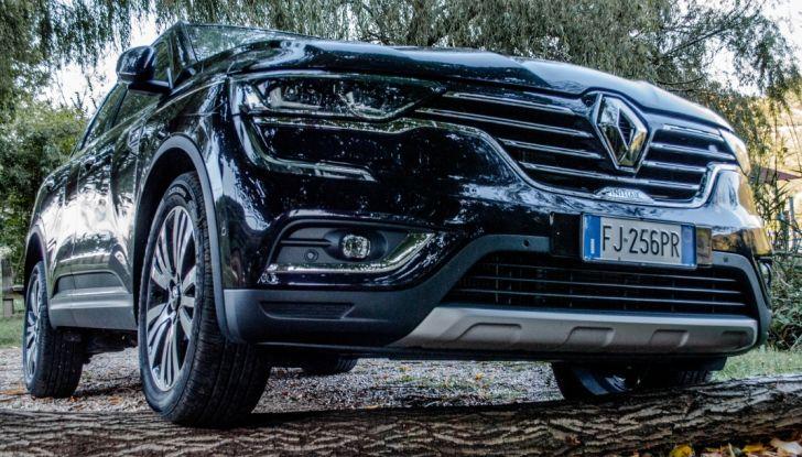 Renault Koleos 2017: Prova su Strada del SUV Senza Limiti con 4×4 e X-Tronic - Foto 14 di 39