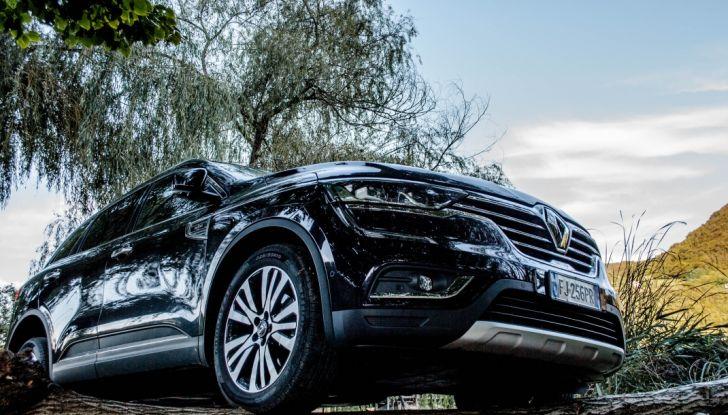 Renault Koleos 2017: Prova su Strada del SUV Senza Limiti con 4×4 e X-Tronic - Foto 15 di 39