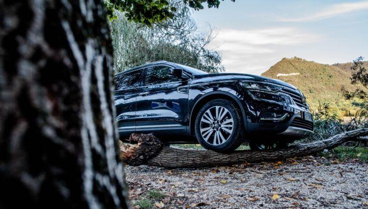 Renault Koleos 2017: Prova su Strada del SUV Senza Limiti con 4×4 e X-Tronic - Foto 16 di 39