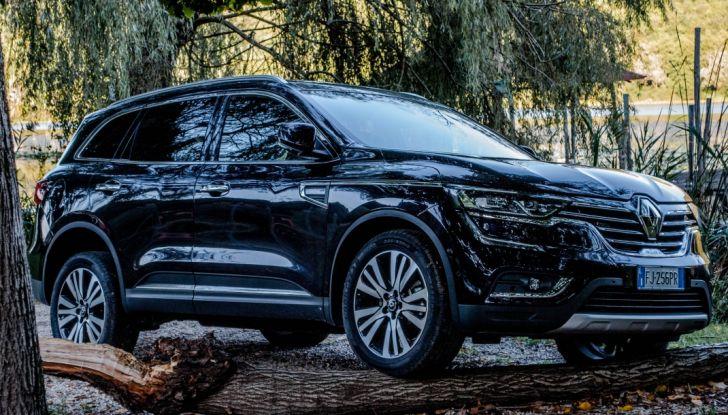 Renault Koleos 2017: Prova su Strada del SUV Senza Limiti con 4×4 e X-Tronic - Foto 17 di 39