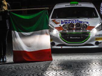 Damiano De Tommaso sarà il pilota ufficiale Peugeot R2 nel 2018