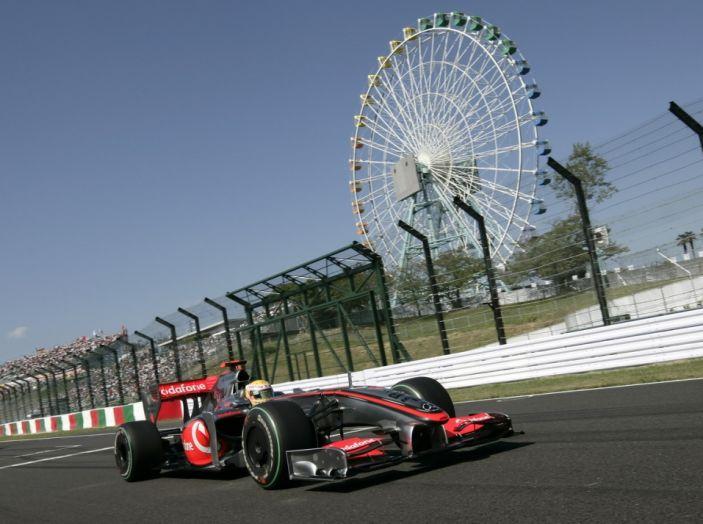 Orari F1 2017, il GP del Giappone a Suzuka in diretta Sky e differita Rai - Foto 3 di 9