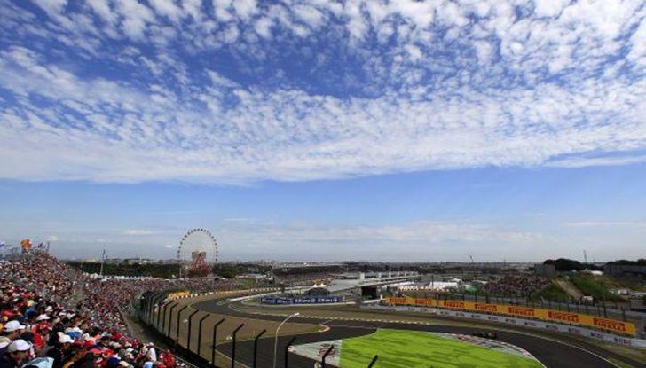 Orari F1 2017, il GP del Giappone a Suzuka in diretta Sky e differita Rai - Foto 4 di 9