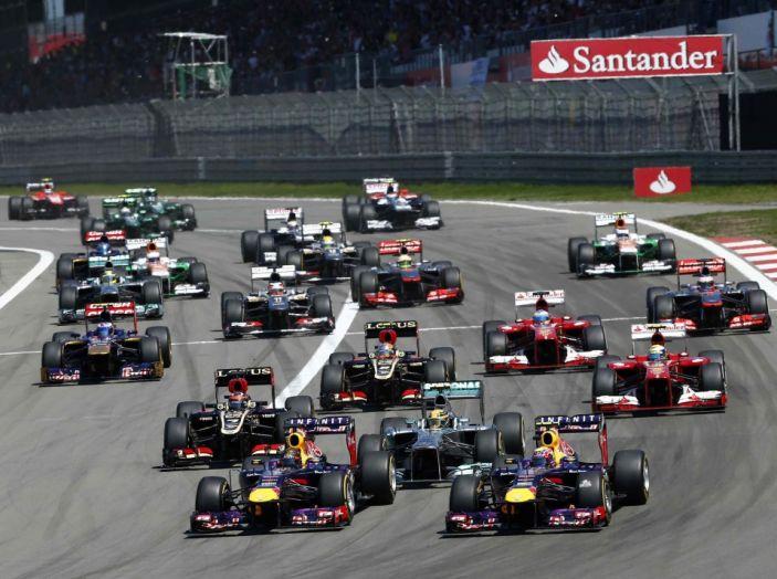 Orari F1 2017, il GP del Giappone a Suzuka in diretta Sky e differita Rai - Foto 6 di 9