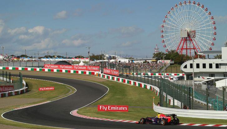 Orari F1 2017, il GP del Giappone a Suzuka in diretta Sky e differita Rai - Foto 7 di 9