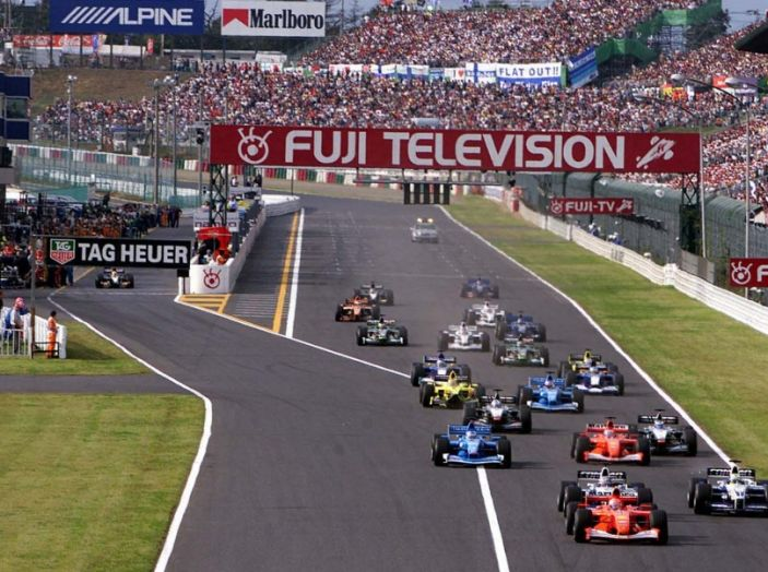 Orari F1 2017, il GP del Giappone a Suzuka in diretta Sky e differita Rai - Foto 8 di 9