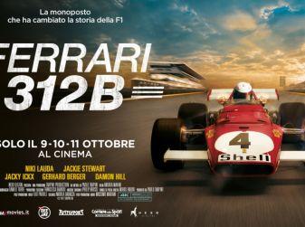 La Ferrari 312B è al cinema: ecco dove vedere il film