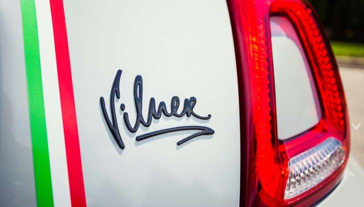 Fiat 500 Abarth 595 by Vilner, la piccola sportiva omaggia il tricolore - Foto 2 di 15