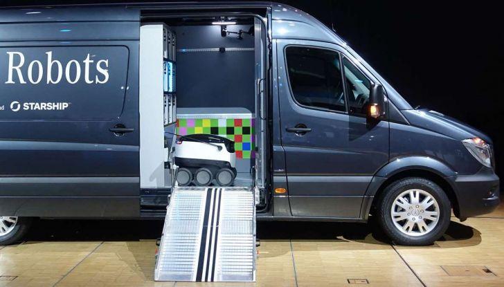 Furgoni e consegna merci, traffico in aumento a causa dell'e-commerce - Foto 6 di 9