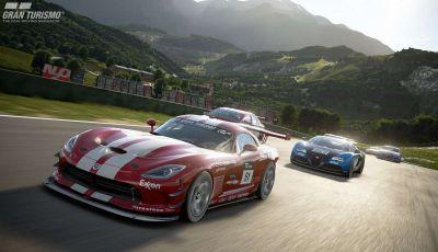 Gran Turismo Sport la demo disponibile per il download dal 7 ottobre