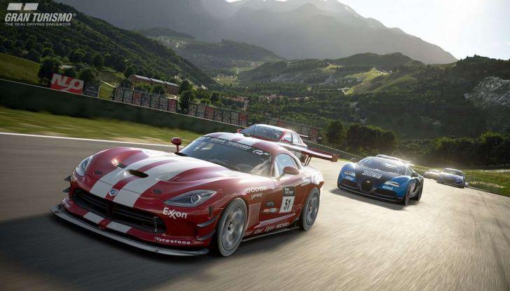 Gran Turismo Sport la demo disponibile per il download dal 7 ottobre - Foto 1 di 15