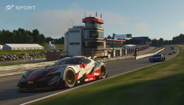 Gran Turismo Sport la demo disponibile per il download dal 7 ottobre - Foto 4 di 15