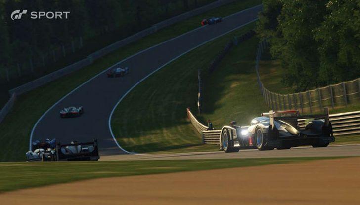 Gran Turismo Sport la demo disponibile per il download dal 7 ottobre - Foto 13 di 15