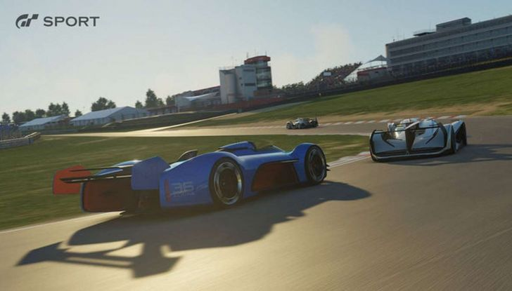 Gran Turismo Sport la demo disponibile per il download dal 7 ottobre - Foto 14 di 15