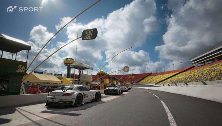 Gran Turismo Sport la demo disponibile per il download dal 7 ottobre - Foto 15 di 15