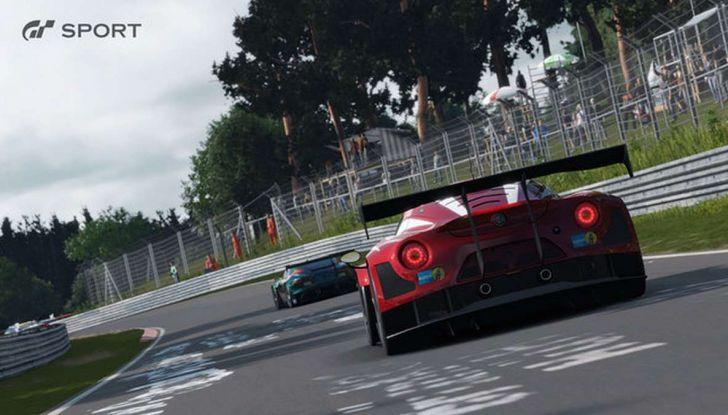 Gran Turismo Sport la demo disponibile per il download dal 7 ottobre - Foto 6 di 15