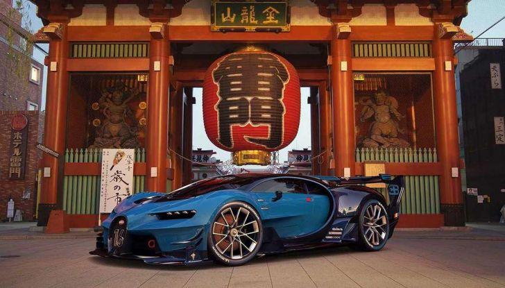 Gran Turismo Sport la demo disponibile per il download dal 7 ottobre - Foto 2 di 15