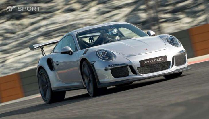 Gran Turismo Sport la demo disponibile per il download dal 7 ottobre - Foto 3 di 15