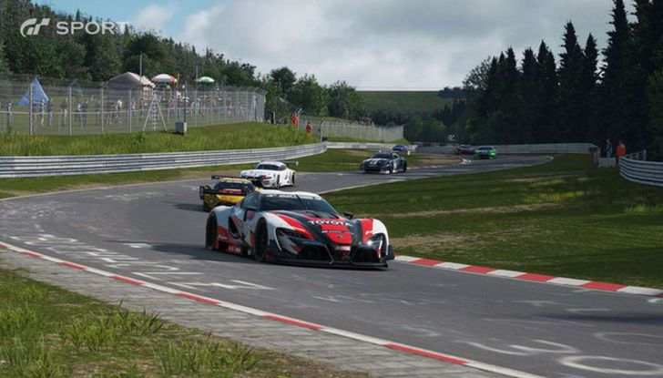 Gran Turismo Sport la demo disponibile per il download dal 7 ottobre - Foto 7 di 15
