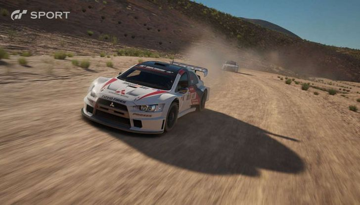 Gran Turismo Sport la demo disponibile per il download dal 7 ottobre - Foto 8 di 15
