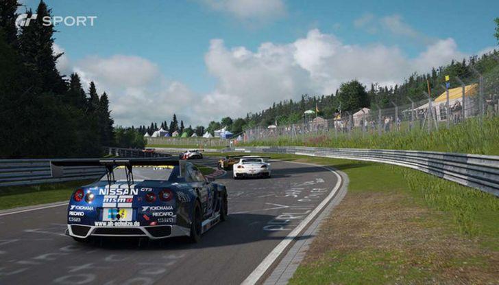 Gran Turismo Sport la demo disponibile per il download dal 7 ottobre - Foto 9 di 15