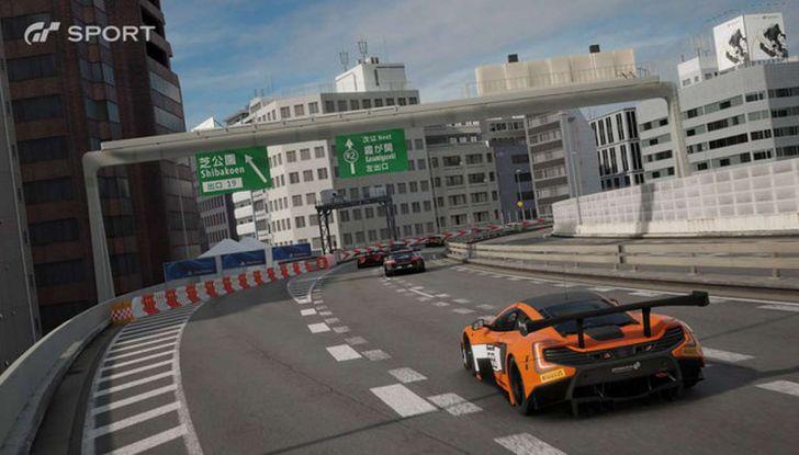 Gran Turismo Sport la demo disponibile per il download dal 7 ottobre - Foto 10 di 15